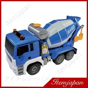 鈴木建設シリーズ 緊急車両 コンクリートミキサー車 RC202