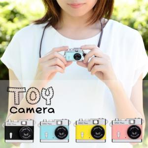 トイデジタルカメラ トイカメラ デジカメ 可愛い 写真撮影 動画 カラフル 小型 コンパクト ネックストラップ マグネット DSCPIENI|item-japan
