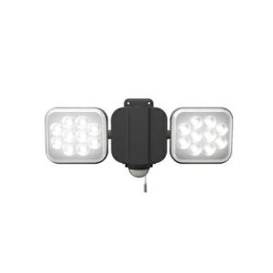 RITEX 12W×2灯 フリーアーム式LEDセンサーライト:LED-AC2024<ライテックス・ム...