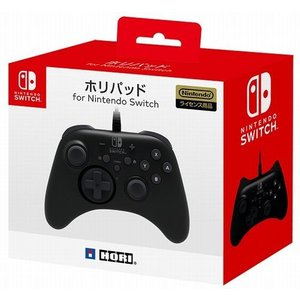 ◆即日発送◆※PT Switch ホリパッド for Nintendo Switch コントローラ ...
