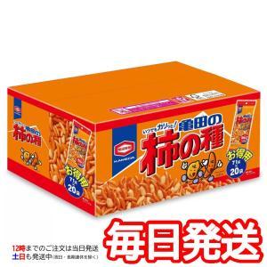 亀田製菓 柿の種 75g×20袋入り    プレーン味    内容量  1500g(75g×20袋)