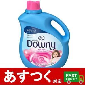 (ウルトラダウニー エイプリルフレッシュ 衣料用柔軟剤 3.83L)ピンクのバラ柄 150回 Ultra Downy April Fresh ダウニー コストコ