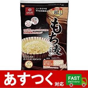 (小分け1袋 はくばく もち麦ごはん 800g)大麦 食物繊維 コストコ 588050