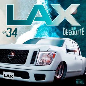 LAX Vol.34 / DJ DEEQUITE