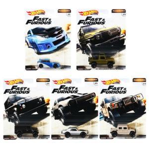 Hot Wheels(ホットウィール) ワイルド・スピード 10個アソート(GBW75-986D)