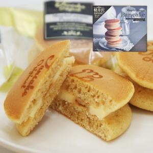 軽井沢メープルクリームパンケーキ6個入(信州長野県のお土産 お菓子 お取り寄せ スイーツ ギフト)