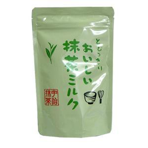 おいしい抹茶ミルク90g|itempost