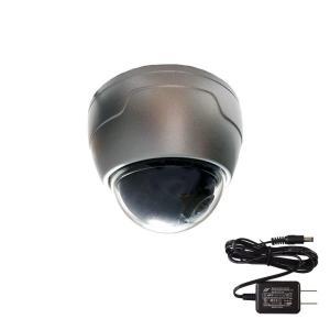 耐衝撃防水ドームカメラ 電源アダプタセット|VDM-328DC12V
