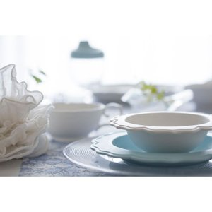 Reale レアーレ グラス型コップ ソムリエ(Sommelier) ブルー ベビー&キッズ食器