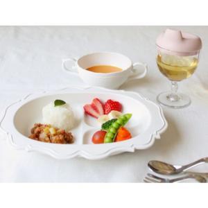 Reale レアーレ  三食プレート ガルソン ベビー&キッズ食器