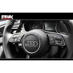 Rtech New Audi サテンブラック パドルシフター|itempost