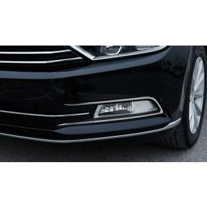 VW New PASSAT(B8) クローム サイドベントトリム itempost