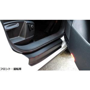 SHARAN ドアシルガード 4pcセット(RGM製)|itempost