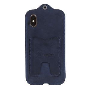 【TCTX03007】TEMPESTI iphoneケース(テキサス ネイビー/Texas navy)|itempost