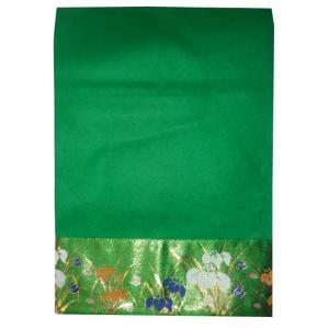 五月毛氈・緑毛氈(もうせん)五月人形用緑床毛せん...の商品画像