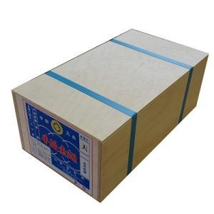 【M普麺】半田そうめん【半田の糸】 高級木箱 8kg(134×60)