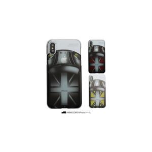 iPhoneXSケース iPhoneXケース iPhone8ケース iPhone7ケース iPhone6sケース ミニクーパー ユニオンジャック クリアハードケース itempost