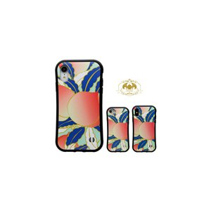 iPhone ケース レトロ かわいい 【 桃 もも 耐衝撃 】iPhoneXR / iPhoneXS / iPhoneX / iPhone8 / iPhone7|itempost