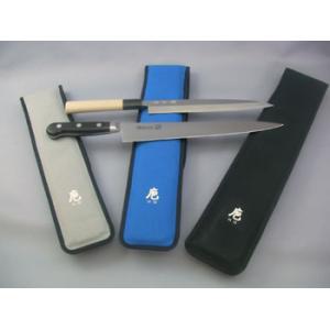 帆布製 包丁ケース 【S-S】 対応品180〜210mmの柳刃、筋引、ふぐ引、蛸引、 ロングペティ、...