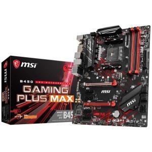 【アウトレット特価・新品】MSI B450 GAMING PLUS MAX ゲーミング向けATXマザーボード|itempost