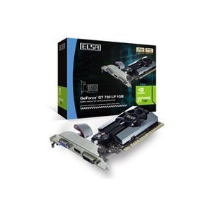 ELSA GEFORCE GT 730 LP 1GB GD730-1GERL の商品画像