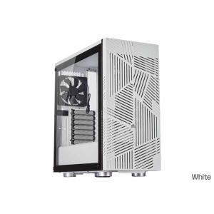 【アウトレット特価・新品】Corsair 275R Airflow Tempered Glass ホワイト ATX ミドルタワー型PCケース|CC-9011182-WW|itempost