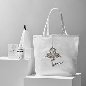 RADIO EVA×BULK HOMME Tote Bag + THE FACE WASH SET ...