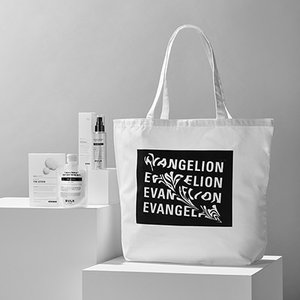 RADIO EVA×BULK HOMME Tote Bag + THE LOTION SET (EV...