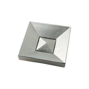 カクダイ 角型手洗器(白銀) 493-058-T