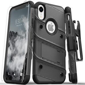 iPhone XR (6.1インチ) (2018)  ケース 【 Zizo 】 耐衝撃 米軍MIL規...
