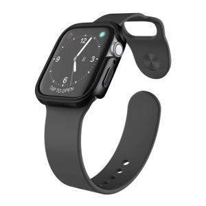 【 X-Doria 】 Apple Watch 44mm ケース Series 5 & Series 4 DEFENSE EDGE シリーズ プレミアム アルミニウム x TPU バンパー フレーム ハイブリッド (2|itempost