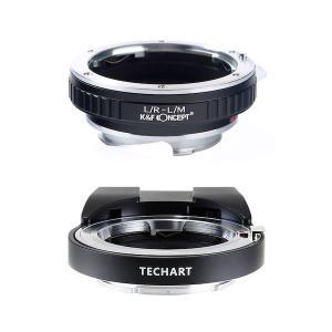 TECHART LM-EA7 + K&F Concept KF-LRM|ライカRレンズ用マウントアダ...