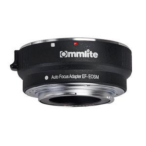 Commlite CM-EF-EOSM 電子マウントアダプター(キヤノンEFマウントレンズ → キヤ...