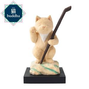 猫buddha 猫福神 福禄寿