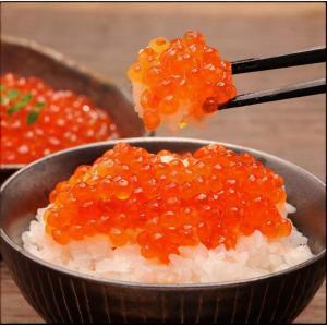 絶品! 北海道産 いくら醤油漬け 500g 便利な小分けパッ...
