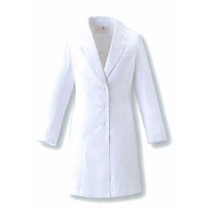 医療白衣 HI401 フォーク ワコール レディースコート