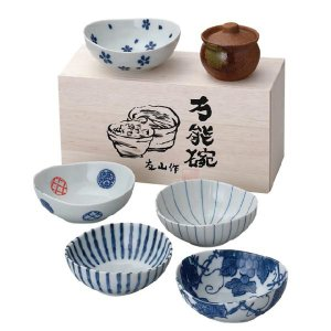 〔和皿・洋皿〕 万能煮物鉢(蓋物付)|itibei