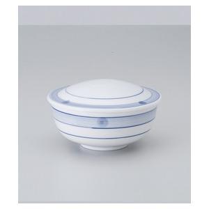 〔美濃焼 蒸碗〕 ダミライン蓋付碗 |itibei