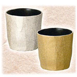 〔酒器〕 金・銀彩ロックカップペア|itibei