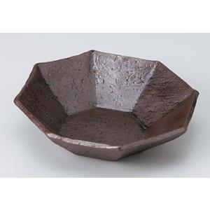 [向付特選] 焼締八角鉢6.0|itibei