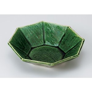 [向付特選] 織部八角鉢6.0|itibei