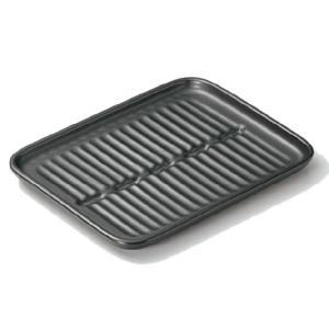 〔四日市万古焼 耐熱陶板プレート〕 オーブントースター用唐揚げ陶板|itibei