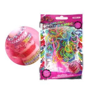 【景品玩具】輪ゴム編み込 てづくりアクセサリーキット|itibei