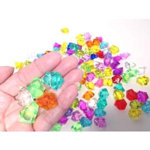 〔アクリルアイス〕 カラー宝石 カラー宝石 ダイヤ&アイスMIX (約1kg) itibei 05