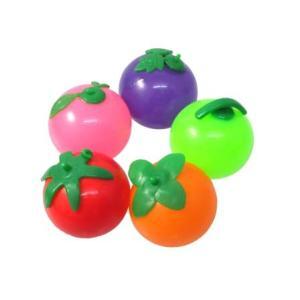 【景品玩具】フルーツウォーターボール 24入|itibei
