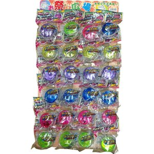 オートリターンヨーヨー(24付) 〔台紙玩具〕 itibei