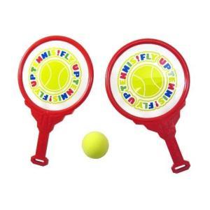 景品玩具 フライアップテニス リターン 12入り|itibei