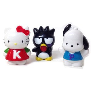 景品玩具 サンリオ貯金箱 3種アソート 25入り|itibei