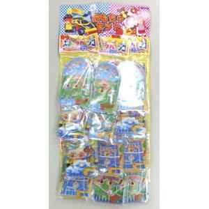 スポーツパチンコ(12付) 〔台紙玩具〕|itibei