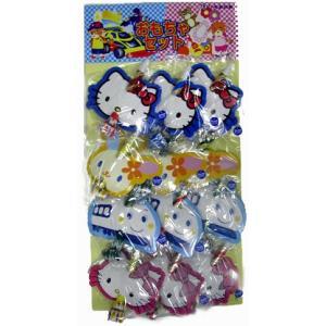 サンリオ巻取(12付) 〔台紙玩具〕|itibei